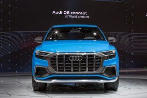 Audi's New SUV Is a Bold Statement Waiting for a Retraction