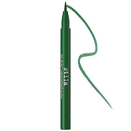 Stila Stay All Day Waterproof Liquid Eye Liner in Emerald