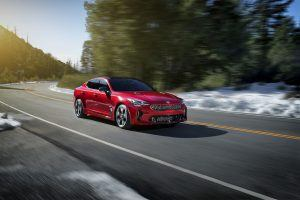 Could the 2018 Stinger Make Kia the Next Three-Letter Luxury Brand?