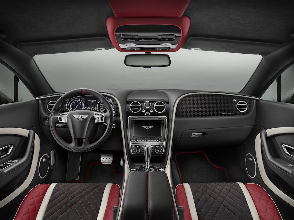 Bentley Continental GT Supersports   James Lipman/Bentley