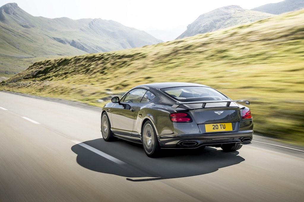 Bentley Continental GT Supersports | James Lipman/Bentley