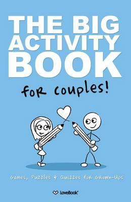 Product photo of The Big Activity Book for Couples
