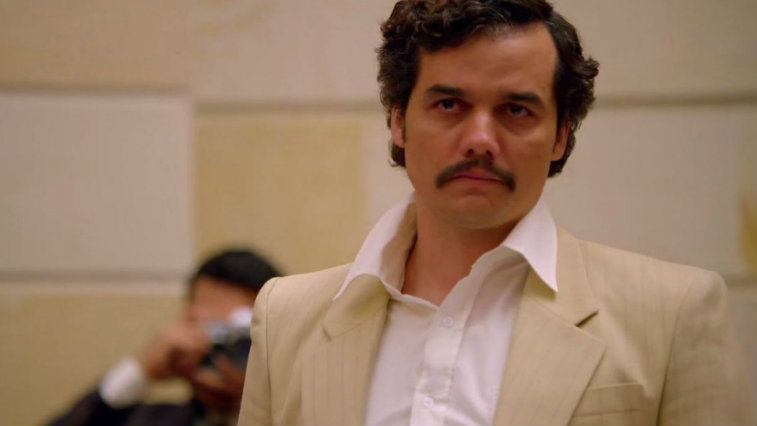 Wagner Moura in Narcos