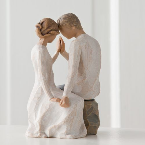 """Product photo of Willow Tree Sculptures """"Around You"""""""