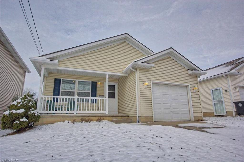 Home for sale in Akron, Ohio