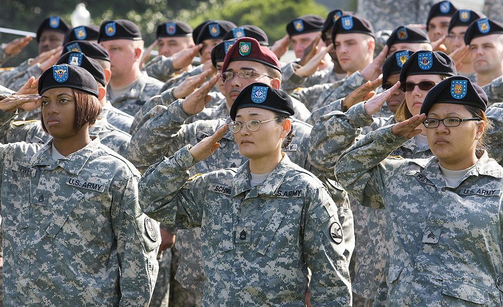 u.s. army reservists