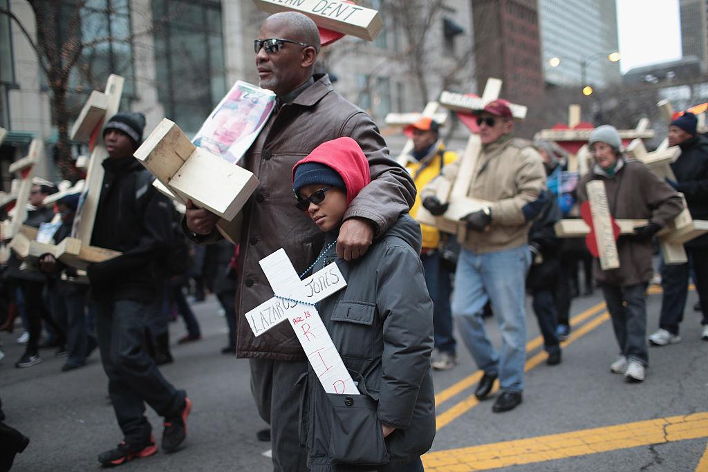 chicago protest