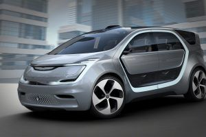Chrysler Portal Concept: An Electric Van With Level 3 Self-Driving Capability