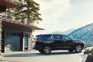 The 2018 Chevrolet Traverse Adds More 'S' and More 'U' to SUV