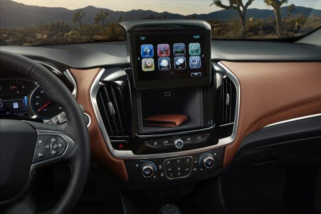 Clever storage solutions, safety, practicality, and performance are all in the cards for buyers of the new Chevrolet Traverse