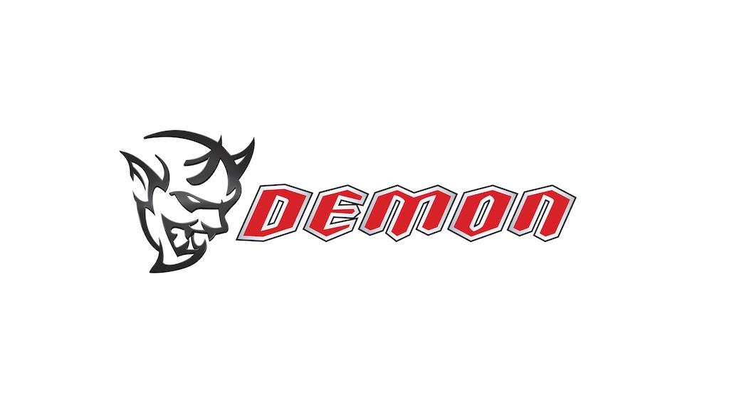 2018 Dodge Demon teaser