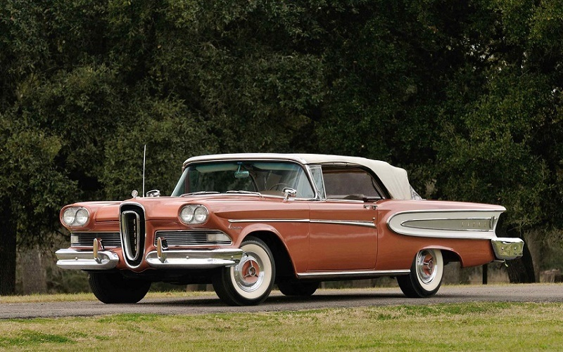 1958 Ford Edsel Citation