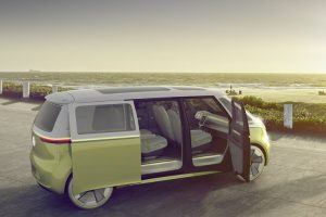 The New Volkswagen Era Begins in a Bus Like Your Parents Drove