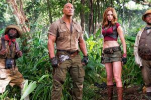 'Jumanji: Welcome to the Jungle': New Trailer and Everything Else We Know
