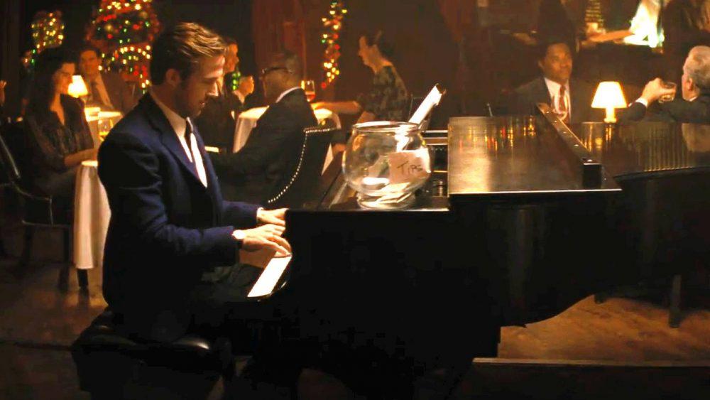 Ryan Gosling in La La Land