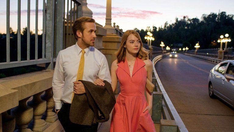 La La Land - Ryan Gosling and Emma Stone