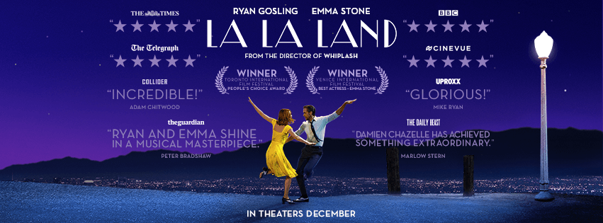 La La Land reviews