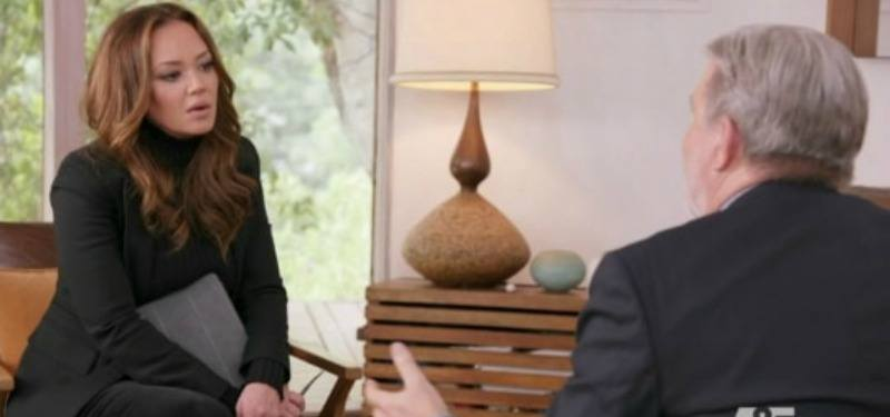 Leah Remini talks to Mike Rinder on Leah Remini Scientology and the Aftermath
