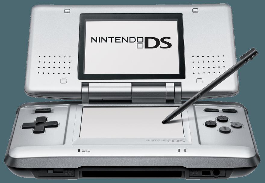 Original Nintendo DS model
