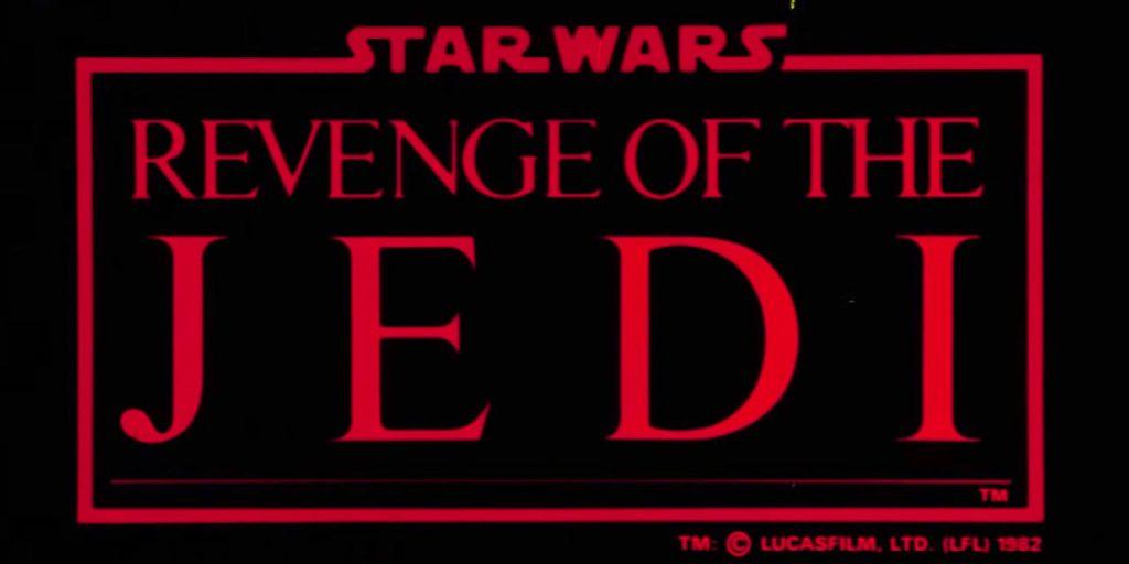 Star Wars: Revenge of the Jedi