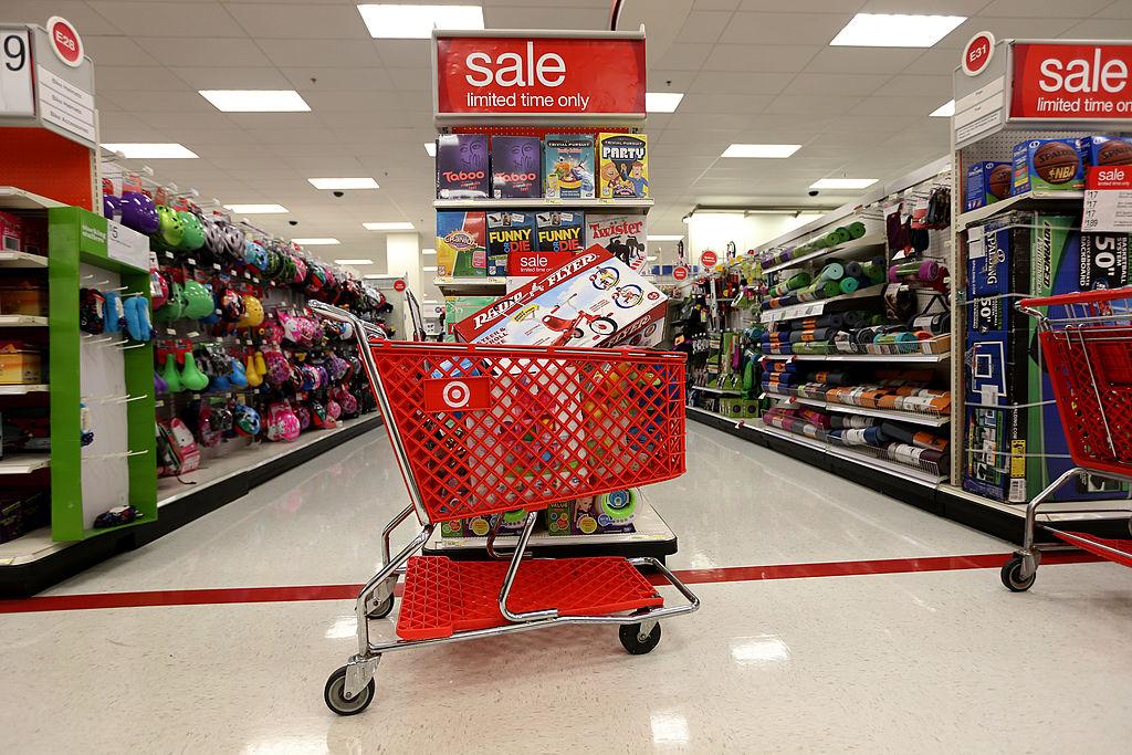 target cart