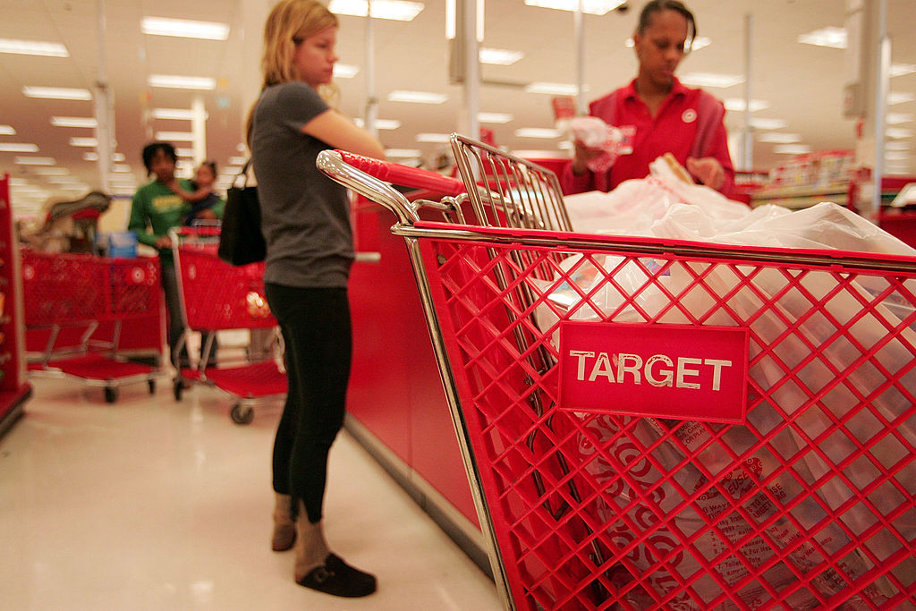 Target checkout