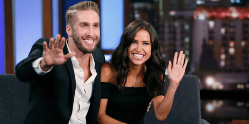 Shawn Booth and Kaitlyn Bristowe from 'The Bachelorette'