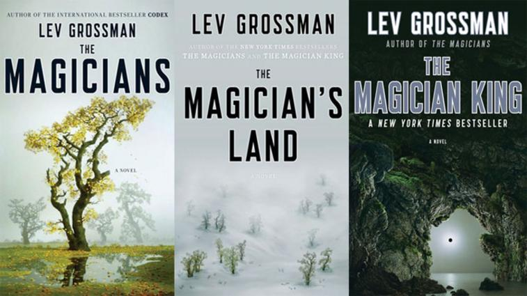 Lev Grossman's The Magicians