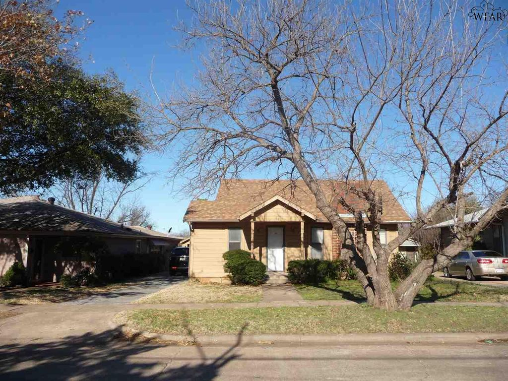 Home for sale in Wichita Falls, Texas