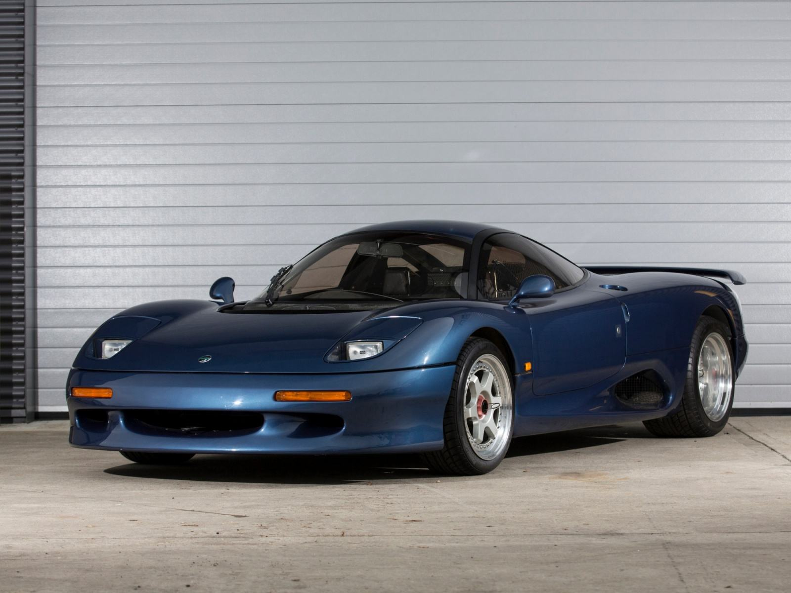 XJR-15: Jaguar's Forgotten Supercar From the '90s