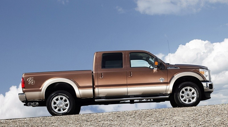 2012 Ford F-Series Super Duty