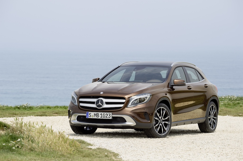Mercedes Benz Gla Class Vs Cla Class Buy This Not That