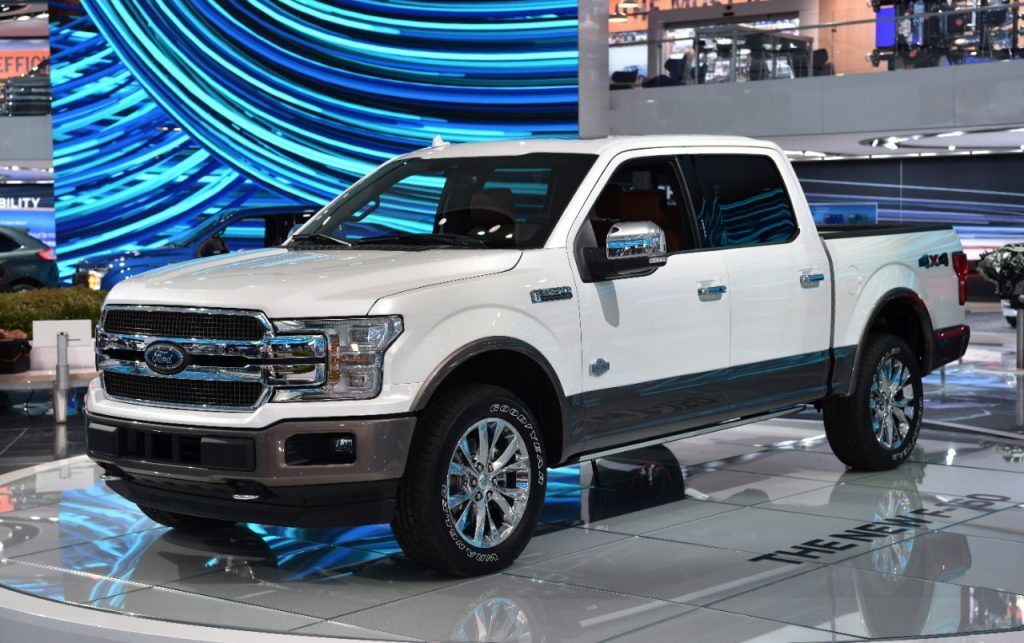 Ford F-150 for the 2018 model year