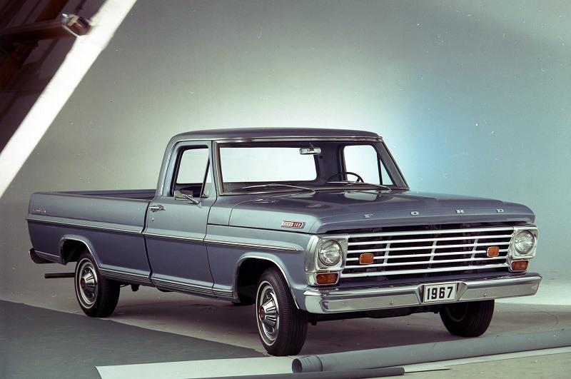 1967 Ford F-100 Ranger