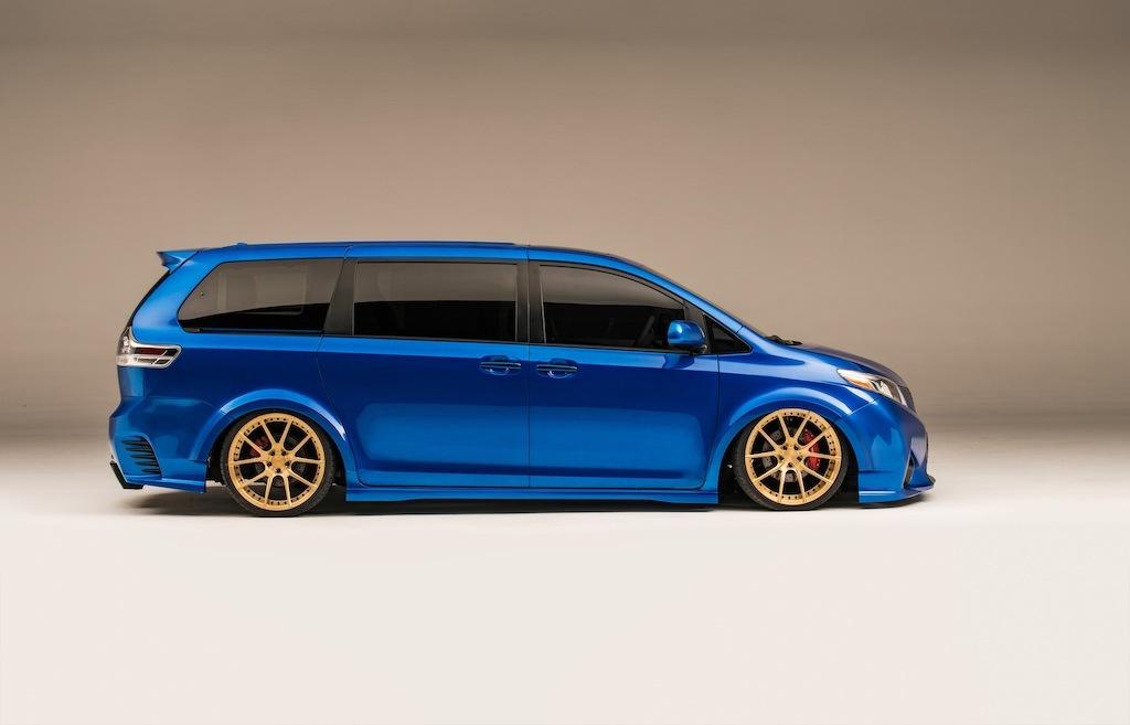 Extreme Toyota Sienna