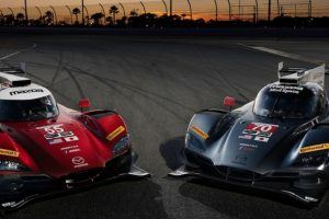 On the Track With Mazda's All-New Endurance Racer