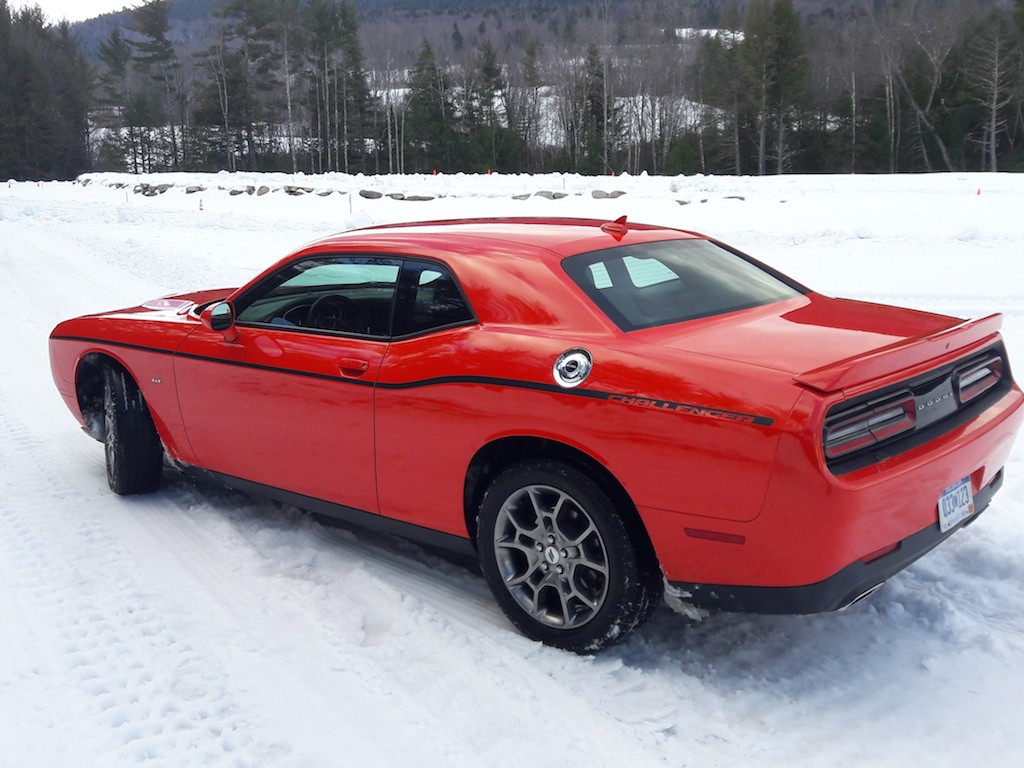Dodge Charger in TorRed