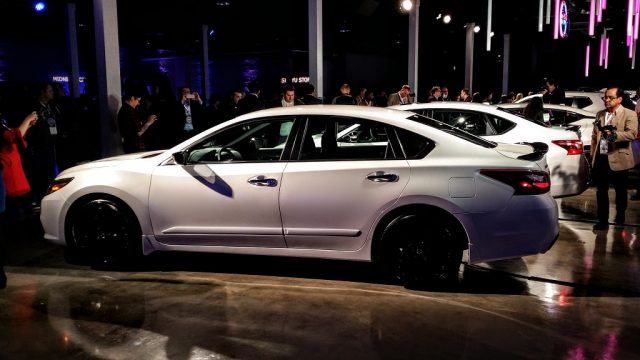 The Midnight Edition unveiling in Chicago was a boisterous affair
