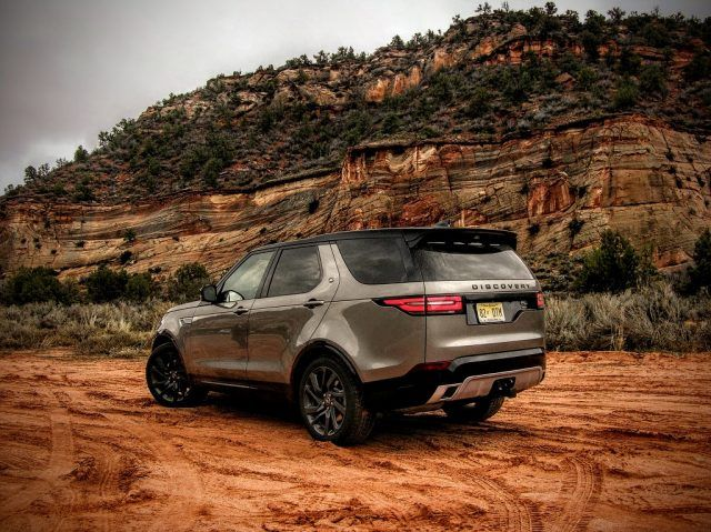 5th Generation Land Rover Discovery