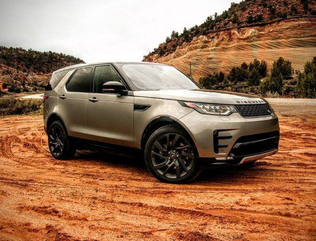 5th Generation Land Rover Discovery | Micah Wright/Autos Cheat Sheet