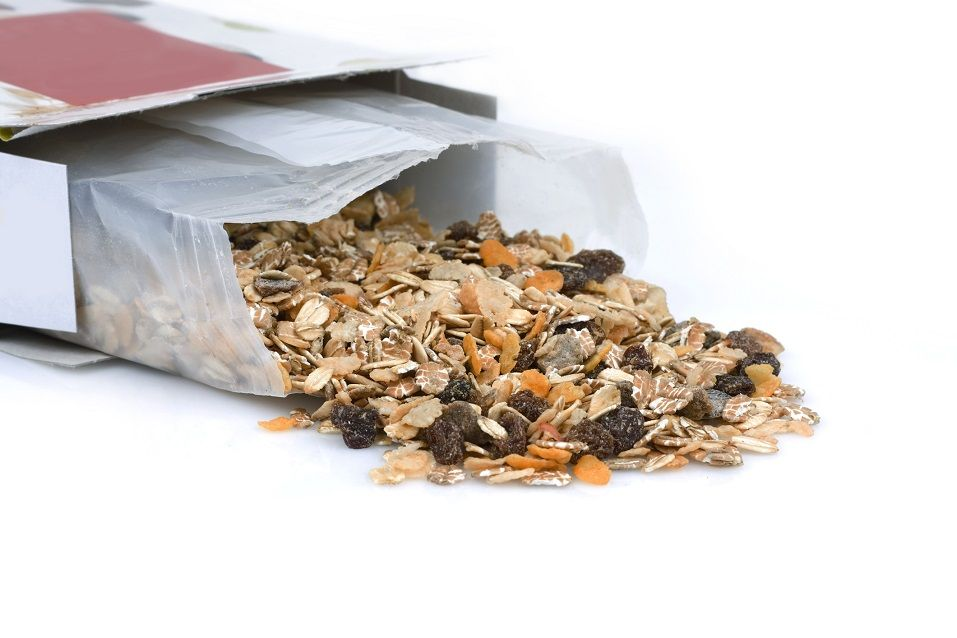 Reuse cereal box liners. cornflakes isolated  sc 1 st  The Cheat Sheet & The Craziest Ways People Save Money Aboutintivar.Com