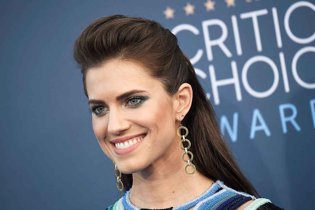Actress Allison Williams