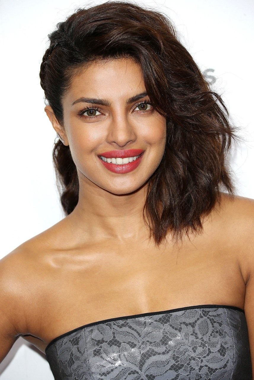 Actress Priyanka Chopra