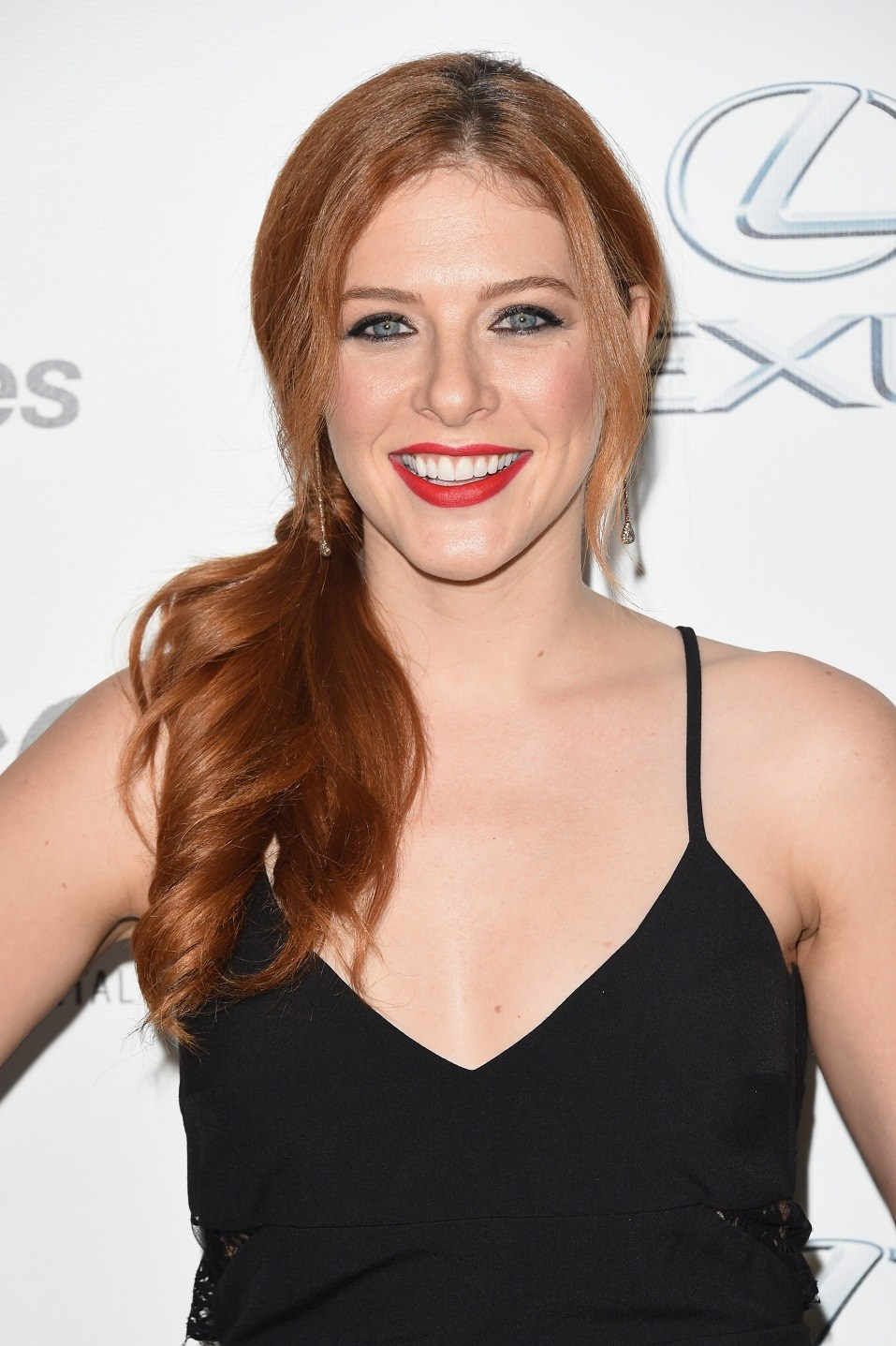 Actress Rachelle Lefevre attends the 24th Annual Environmental Media Awards
