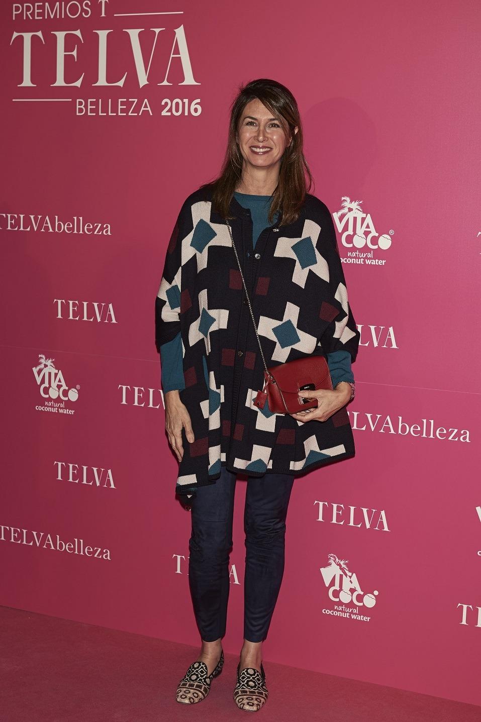 """Ana Garcia Sineriz attends the """"T De Belleza"""" Beauty Awards"""