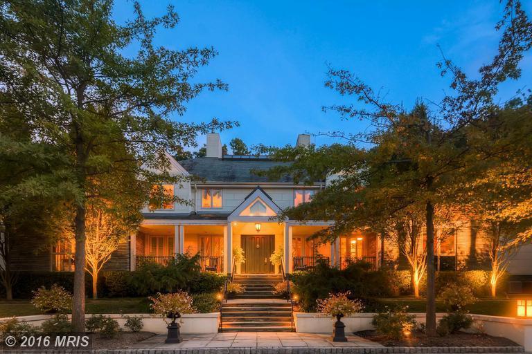 Cal Ripken's Maryland home