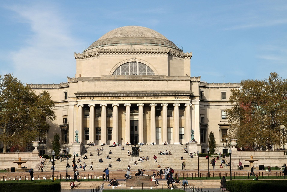 Manhattan's Ivy League university
