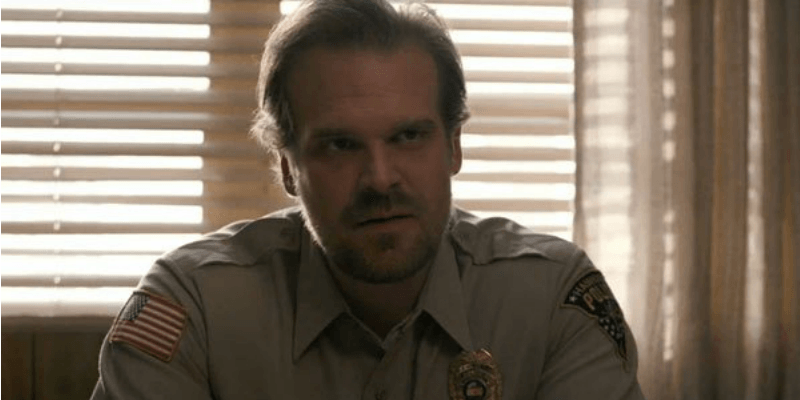 The 1 Thing David Harbour Wants to Happen in 'Stranger Things 3'