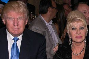 Ivana Trump and Other First Wives of Famous and Powerful Men