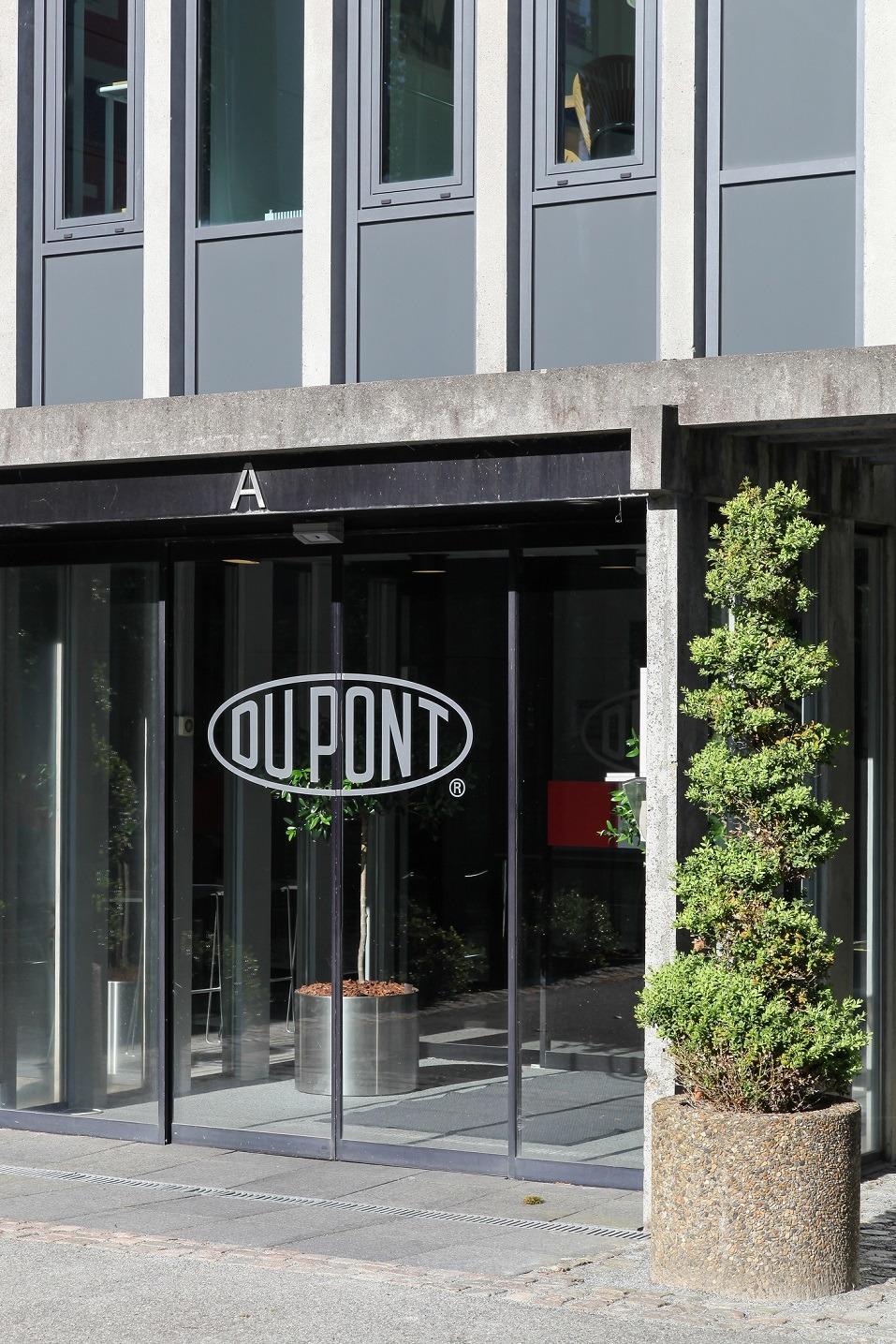 Du Pont offices in Aarhus, Denmark